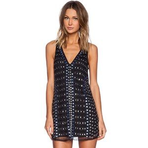 NEW NBD X REVOLVE Jewel Me Shift Dress